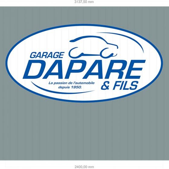 Logo Garage Dapare & fils